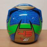 Helmets Custom-Myles Turnbull 2019 02