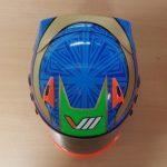Helmets Custom-Myles Turnbull 2019 04