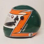 Helmets Custom-Nicky Gibson 2019 01