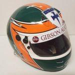 Helmets Custom-Nicky Gibson 2019 03