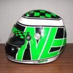 Helmets Custom-Noel Lindsay