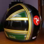 Helmets Custom-Pete Tyer