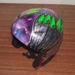 Helmets Custom-Peter Whelan Ski 2013 04