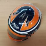 Helmets Custom-Pierre Livingstone 2018 04