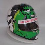 Helmets Custom-RAF Sparco Hulk 2021 01