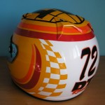 Helmets Custom-Richard Dewart