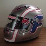 Helmets Custom-Richard Fitz