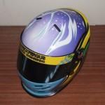 Helmets Custom-Robert Devenny 02