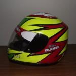 Helmets Custom-Shay Burns