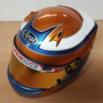 Helmets Custom-Tiarnan Rourke 2018 03