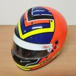 Helmets Custom-Tom Wainwright 2019 02