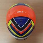 Helmets Custom-Tom Wainwright 2019 04