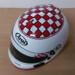 Helmets Custom-Trevor Roberts 2016 02