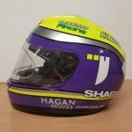Helmets Custom-WD Hammer 2019 01