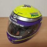 Helmets Custom-WD Hammer 2019 02