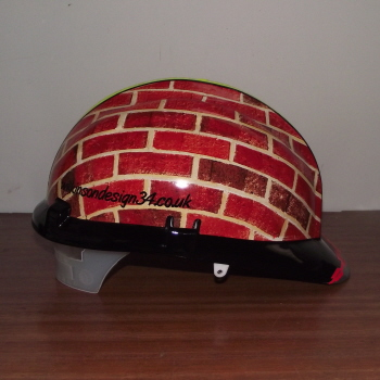 Wilkinson Design 34 | Helmets Custom-WD34 Hard Hat