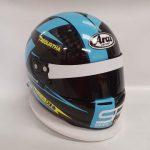 Helmets Custom-Will Tregurtha 2021 02
