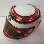 Helmets Custom-Zach Swannell 2019 03