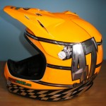 Helmets Off Road-Paul Beattie