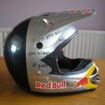 Helmets Off Road-Red Bull MX