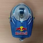 Helmets Off Road-WD Red Bull MX 04