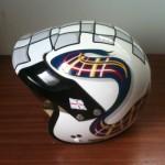Helmets Rally-Alwyn Buchanan
