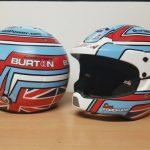 Helmets Rally-Burton Helmets 2018 01