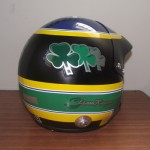 Helmets Rally-Liam Regan