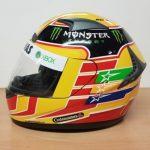 Helmets Replica-Chris McKelvey 2018 01