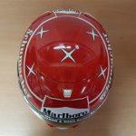 Helmets Replica-Jim McCann 2018 04