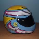 Helmets Replica-Sam Harron
