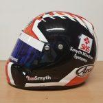 Helmets Replica-Smyth Ben 2018 01
