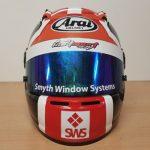 Helmets Replica-Smyth Ben 2018 02