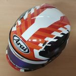 Helmets Replica-Smyth Ben 2018 03