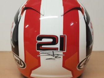 Helmets Replica-Smyth Ben 2018 04