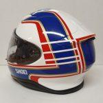 Helmets Replicas-Alex Woodhall 2020 04