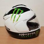 Helmets Replicas-Crossen William Dunlop 2018 01