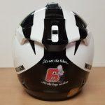 Helmets Replicas-Crossen William Dunlop 2018 02