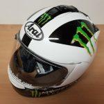 Helmets Replicas-Crossen William Dunlop 2018 03