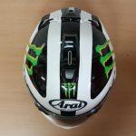 Helmets Replicas-Crossen William Dunlop 2018 04
