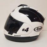 Helmets Replicas-Damien Blaney 2019 01