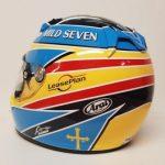 Helmets Replicas-Donal Regan 2019 03