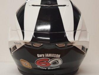 Helmets Replicas-Gary Jamieson 2019 04