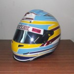 Helmets Replicas-Jack Graham