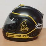 Helmets Replicas-Kerr Dunlop (black) 2018 01