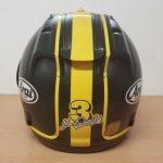 Helmets Replicas-Kerr Dunlop (black) 2018 03