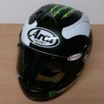 Helmets Replicas-Kerr-Michael Dunlop 2016 02