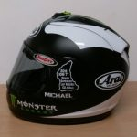 Helmets Replicas-Kerr-Michael Dunlop 2016 03