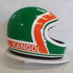 Helmets Replicas-Kevin Martin 2020 01