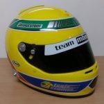 Helmets Replicas-Liam Regan 2016 01